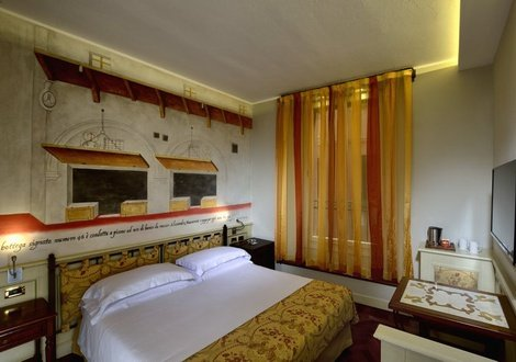 CLASSIC DOUBLE ROOM - Art Hotel Commercianti Hotel