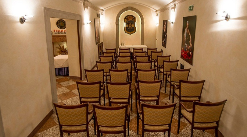 Meeting room  art hotel commercianti bologna