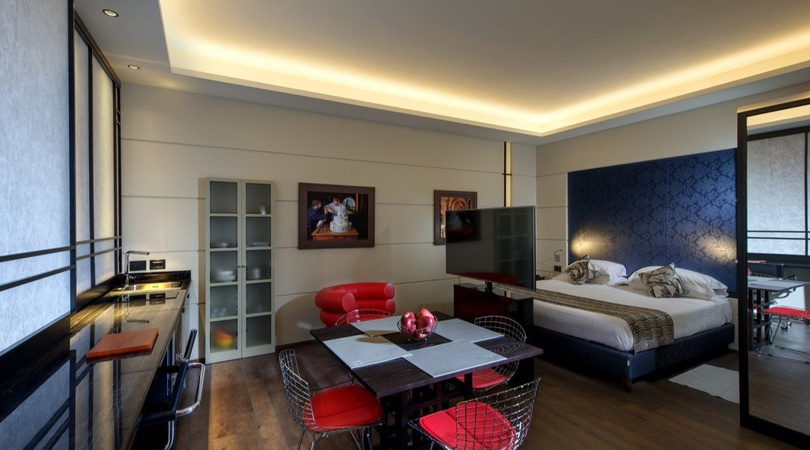 Superior apartment  art hotel commercianti bologna