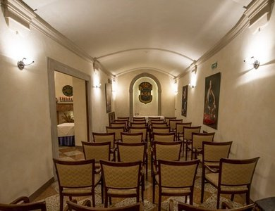 Meeting rooms art hotel commercianti bologna