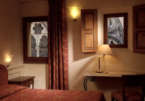 CLASSIC DOUBLE ROOM - Art Hotel Commercianti - Bologna