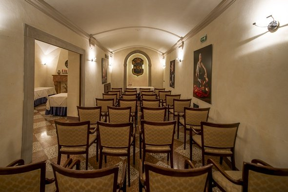 Boardrooms  art hotel commercianti bologna