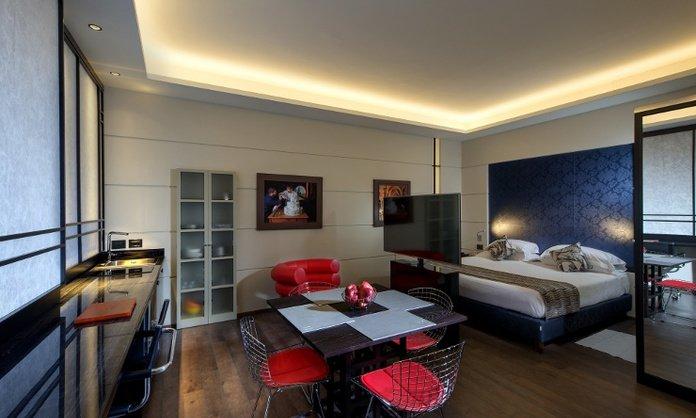 Art hotel commercianti rooms official website bologna for Hotel design bologna